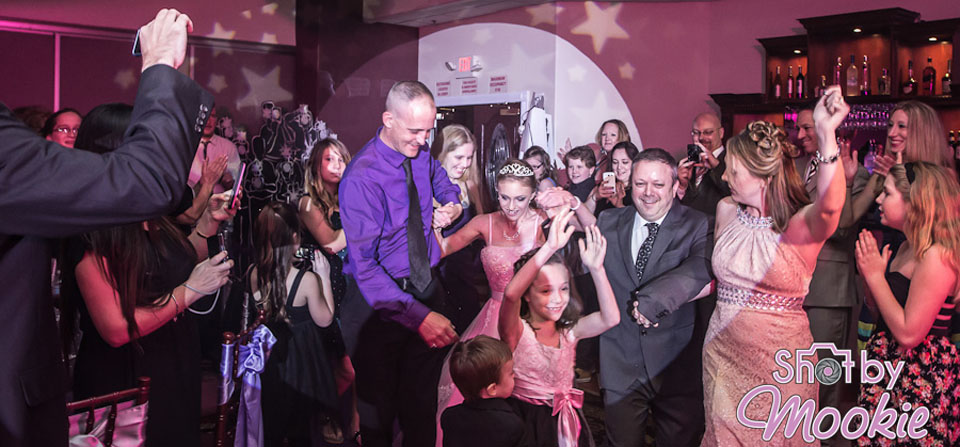 Lakeland Event Photographer Sweet 16 Quince Mitzvah